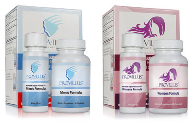 Provillus Hair Regrowth Treatment Reviews